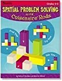 img - for Spatial Problem Solving, with Cuisenaire Rods, Grades 4-6 book / textbook / text book