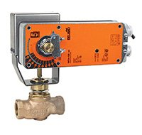 Belimo Aircontrols (Usa), Inc. Globe Valve by Belimo Aircontrols (USA), Inc.