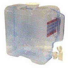 slimline glass beverage - 2