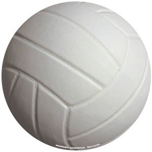 Volleyball 3D Magnet -