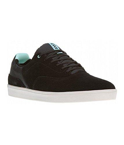 Vans Heren Lxvi Variabele Lichtgewicht Skate Sneakers Black Teal