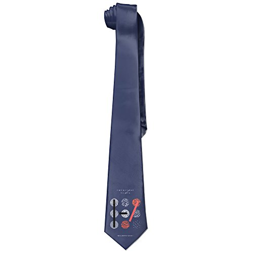 NF18G Mens Mens Collections Twenty One Pilots Necktie Ties