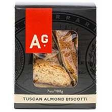 A G Ferrari Tuscan Almond Biscotti, 7 Ounce -- 16 per - Online Shopping Ferrari