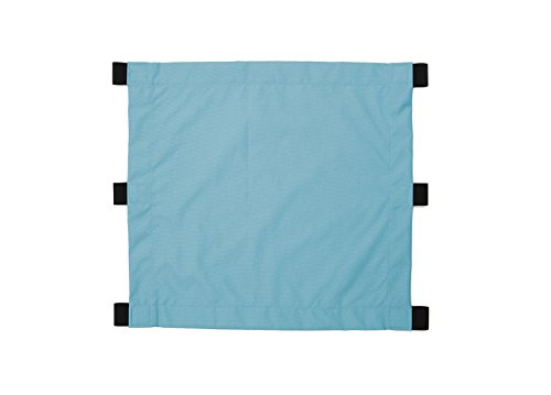 Croozer Sun Cover for Kid Plus for 2 Bike Trailers Sky Blue