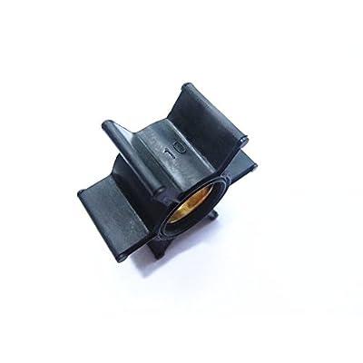 47-89981 Impeller for Mercury 4.0 4.5 7.5 and Merc 110 9.8hp Boat Motors 47-39074: Automotive
