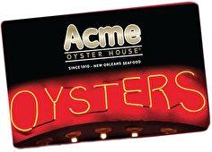 Amazon.com: Tarjeta de regalo de Acme Oyster House: Tarjetas ...