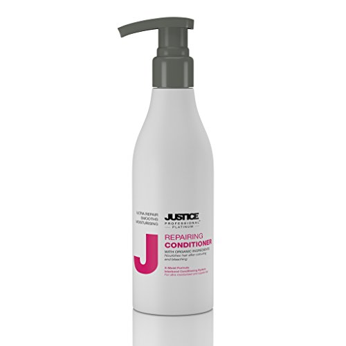 Repairing Conditioner with Organic Jojoba Oil for Dry or Fri