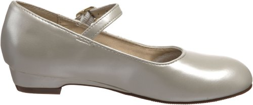 Nina Lil-Seeley Mary Jane (Toddler/Little Kid) Bone Pearlized