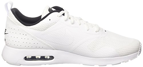 Nike Men's Air Max Tavas Running Shoes White/White-black clearance clearance store online store free shipping wiki 5tskAN
