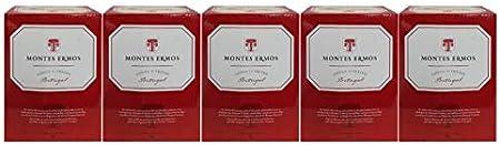 Jrp Montes Ermos 5Bag in Box 5L Vino 13% Tinto