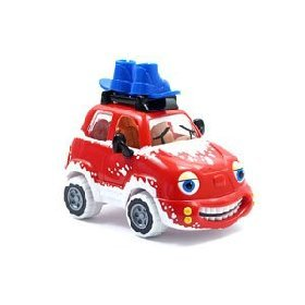 Chevron Cars Brent Blizzard with Snowboard /& Boots