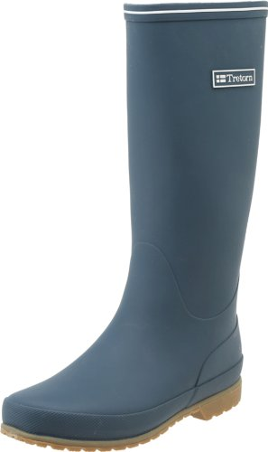 y Rain Boot,Midnight Navy,35 EU/4 B US (Tretorn Rubber Boots)