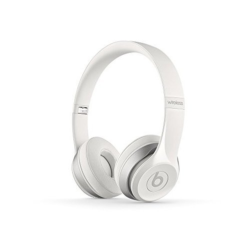 Beats by Dr Dre Solo2 Solo 2 Wireless On-Ear Headphones White MHNH2PA/A