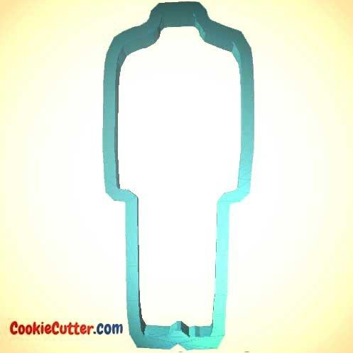CookieCutterCom Tuxedo Cookie Cutter 4