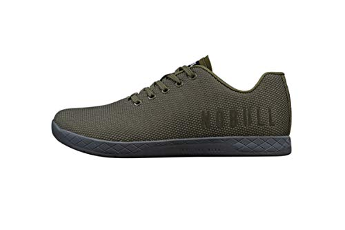 NOBULL Women's Army Grey Trainer 10 US