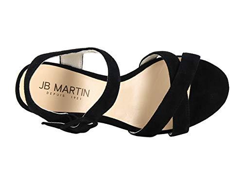 Jb E18 Jb Martin Martin Noir Querida T85R0RqWw