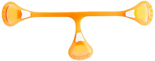 Snappi Cloth Diaper Fastener, Dayglo Orange, Size 1