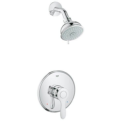Parkfield Single-Handle 4-Spray Shower Faucet Trim Kit ()