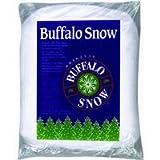 BUFFALO BATT & FELT CB1339 Buffalo Snow for Christmas Decoration, 16-Ounce