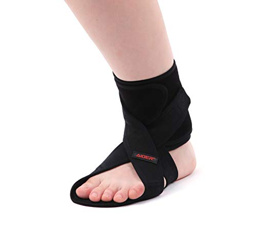 Aider Dropfoot Brace Type 3 (Free Size) (Left)