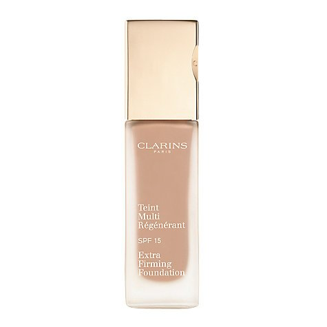 Clarins Extra Firming Foundation SPF 15, No. 107 Beige, 1.1 Ounce