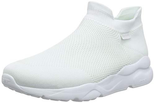 Red Tape Rso0275, Zapatillas de Running para Hombre, Blanco (White 0), 41 EU: Amazon.es: Zapatos y complementos