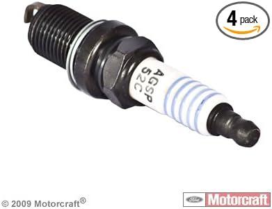 Motorcraft SP424 Suppressor Copper Plug