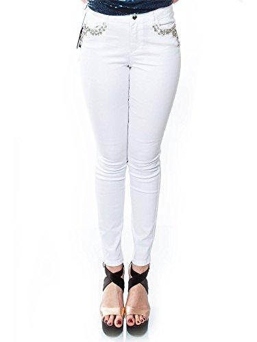 Twin Set Jeans - Femme Bianco
