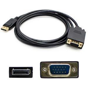 AddOn Bulk 5 Pack 6ft (2M) Mini-DP to Displayport Cable - M/M MINIDP2DPMM6-5PK from Add-onputer Peripherals, L