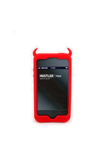 Hustler Sexy Skin Red by Hustler Toys