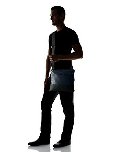 99b59b68a9 MOMO Design Borsa A Tracolla Aries Blu: Amazon.it: Scarpe e borse