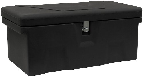 Buyers Products Black Poly All-Purpose Chest (2.6 Cubic ft.)