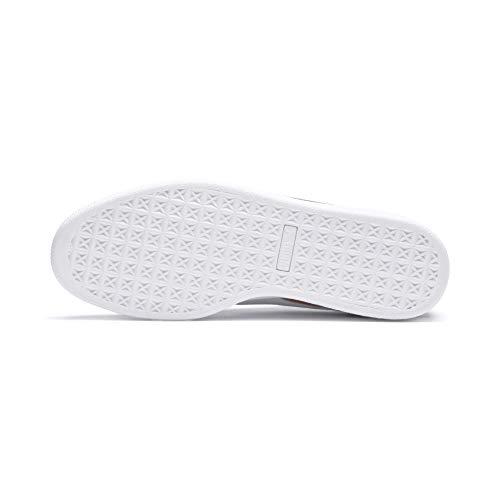 Sneaker Puma Firecracker white Suede white Classic Erwachsene Unisex 7OnIqOz