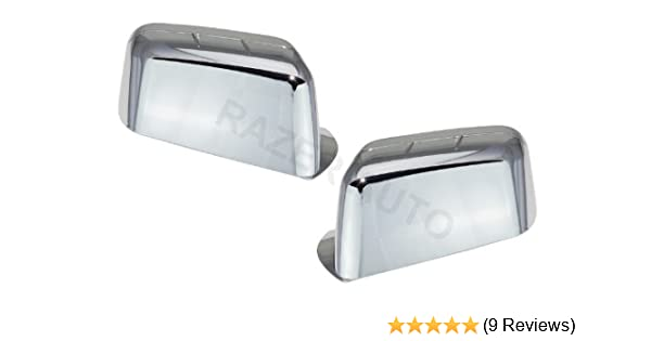 LINCOLN MKX CHROME MIRROR COVERS 2007-2010
