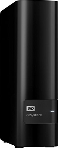 Western Digital easystore 8 TB External Hard Drive