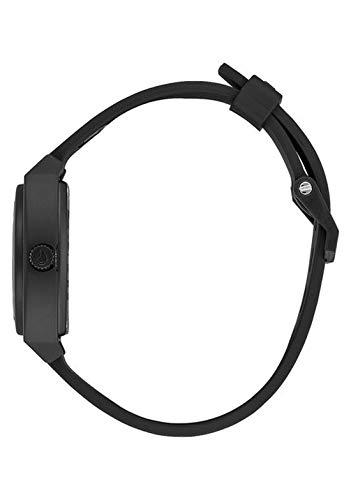 Nixon A1215-001 Medium Time Teller P Women's Watch Black Polyurethane