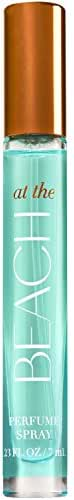 Bath and Body Works Mini Perfume Spray At The Beach .23 Ounce Travel Size