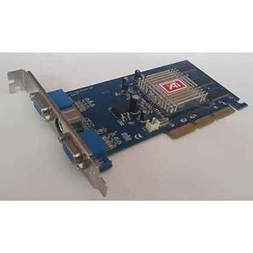 OEM SYSTEMS COMPANY Tarjeta Grafica AGP ATI-Radeon RV100 ...