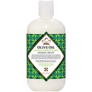 Olive Oil Vegan Conditioner Hydrate Revive (12 Fluid Ounces)