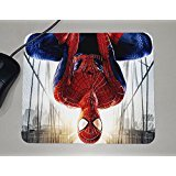 The Amazing Spiderman - Marvel Comics Superheroes - Novelty Gift - Custom Name Mouse Pad