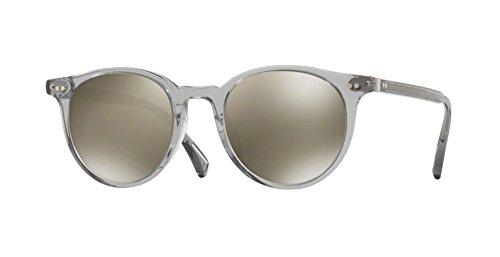 Oliver Peoples - Delray Sun - 5314SU 48 113239 - Sunglasses (WORKMAN GREY, grey ()