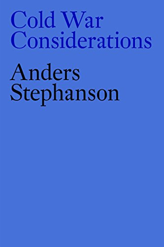 Ebook cover from Cold War Considerations by Anders Stephanson