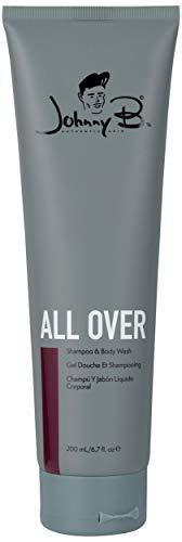 JOHNNY B. All Over Energizing Shampoo & Body Wash (6.7 oz)