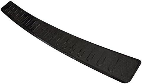 Fahrzeugspezifischer Ladekantenschutz mit Abkantung Metall Schwarz Klebeband