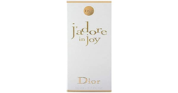 3b8be203e Christian Dior J'adore In Joy For Women 50ml - Eau de Toilette: Amazon.ae