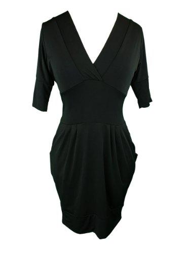 Amazon.com: Classic Little Black Dress: Vacation Packable Style ...