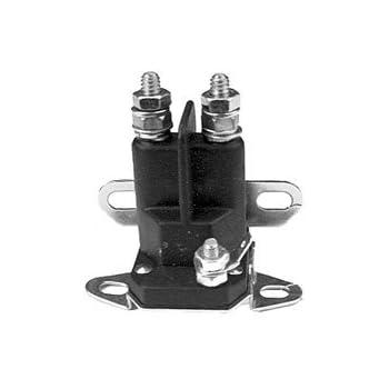Amazon.com: Universal 3 Pole Starter Solenoid; MTD 725 ...