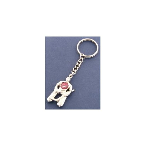 Concord Global Trading Phoenix Coyotes Goalie Keychain (Concord Sunset League)