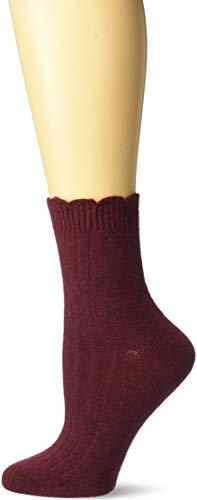 UGG Women's Nayomi Cashmere Sock, Port, O/S