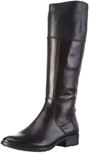 Tamaris 25500 - Botas altas para mujer Negro (BLACK 001)